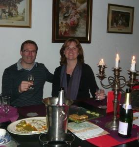Andrew et Melissa from Australia