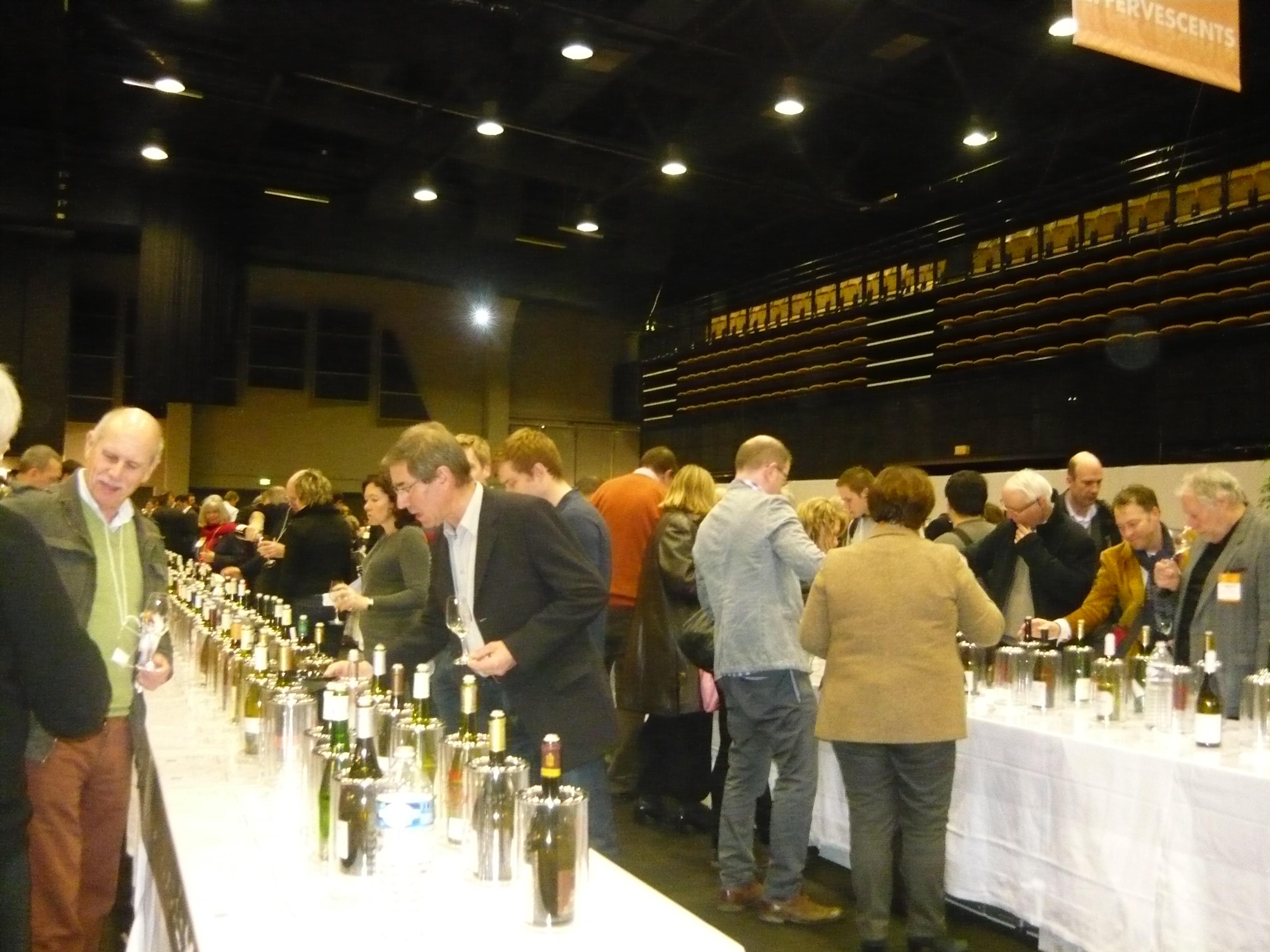 27th salon des vins de loire 4 5 6 february 2013 gites - Salon des vins ampuis ...