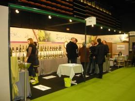 Salon de Vins, Angers 2003