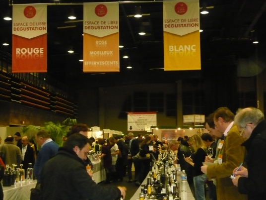 Salon de Vins 2013