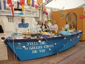 Sardines from St. Gilles Croix de Vie.