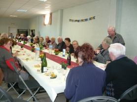 Salle de fête Louzy