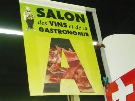 Salon de Vins et de la Gastromonie at Angers