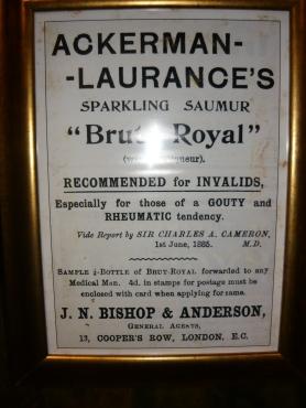 Wines of Saumur