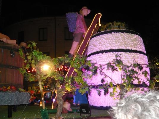 Festival in Saumur