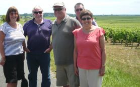 Exploring the Vineyards of Le Puy Notre Dame