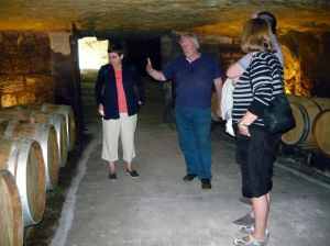 The underground world of Le Puy Notre Dam