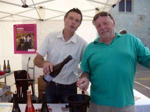 Wine tasting at Festivini