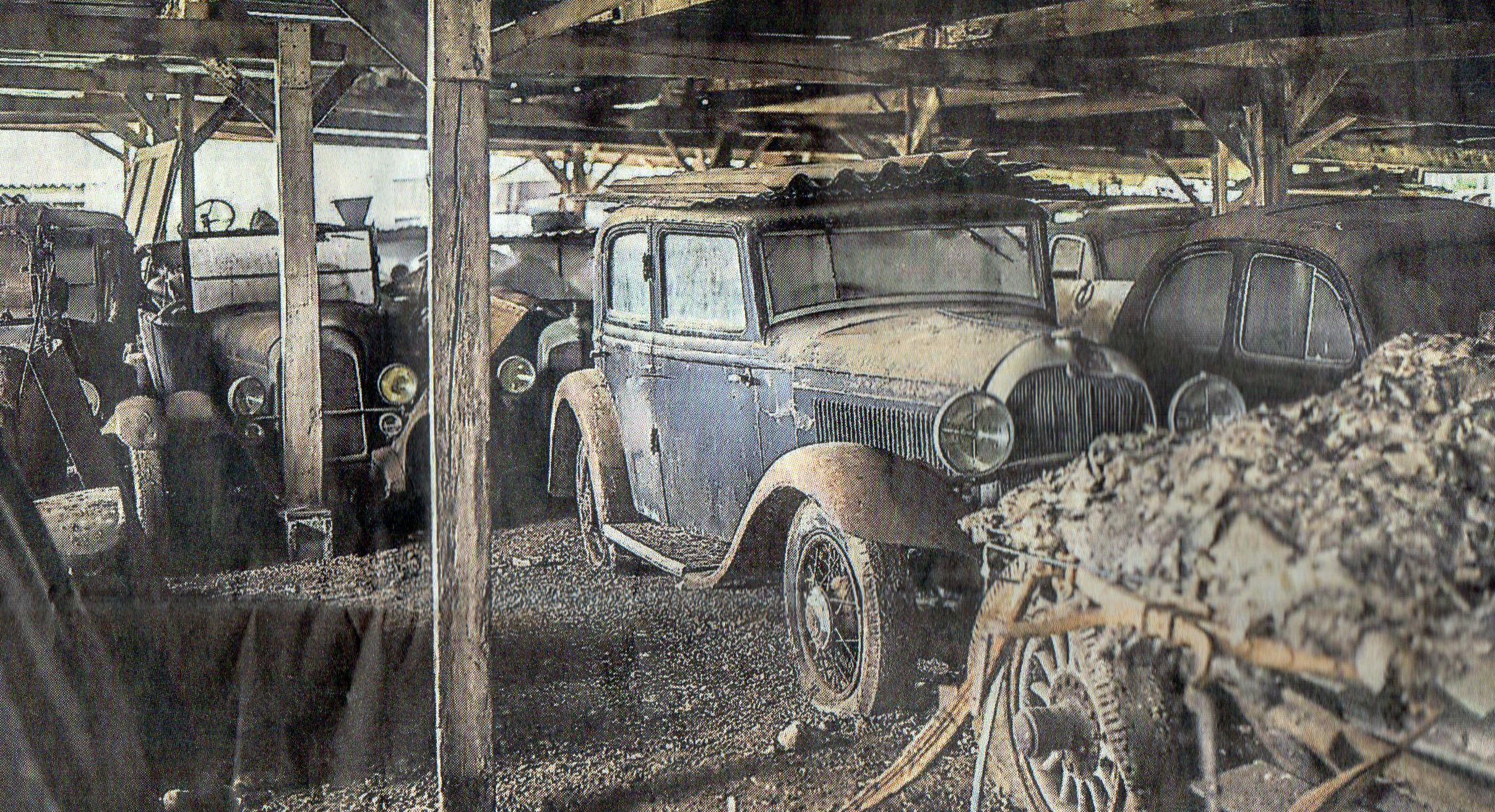 A Treasure in Cars | Gites in the Loire Valley