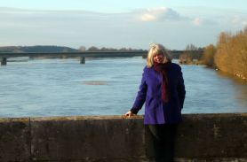 Happy 2015 from us all in the Loire Valley.