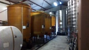 Winery at La Perrieres